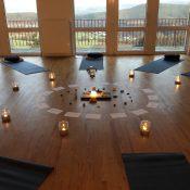 Zurück vom Yoga & Stille-Wochenende